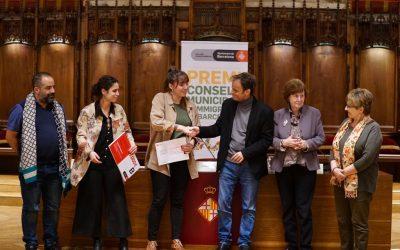 OasiUrbà, guanyadora del Premi del Consell Municipal d'Immigració 2018