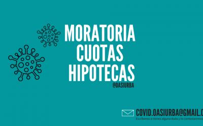 Moratoria cuotas hipotecarias #covid_19